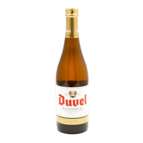 Duvel - Belgian Golden Ale - 25.4oz Bottle