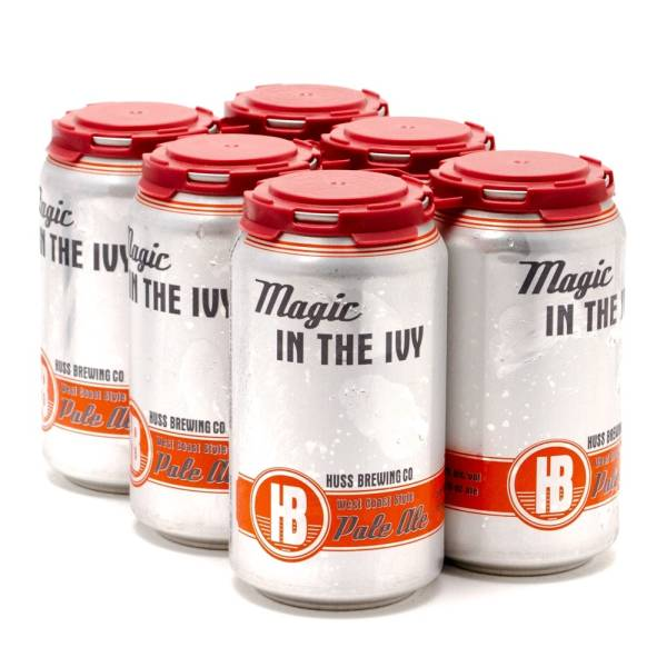 Huss - Magic In The Ivy - Pale Ale - 12oz Can - 6 Pack