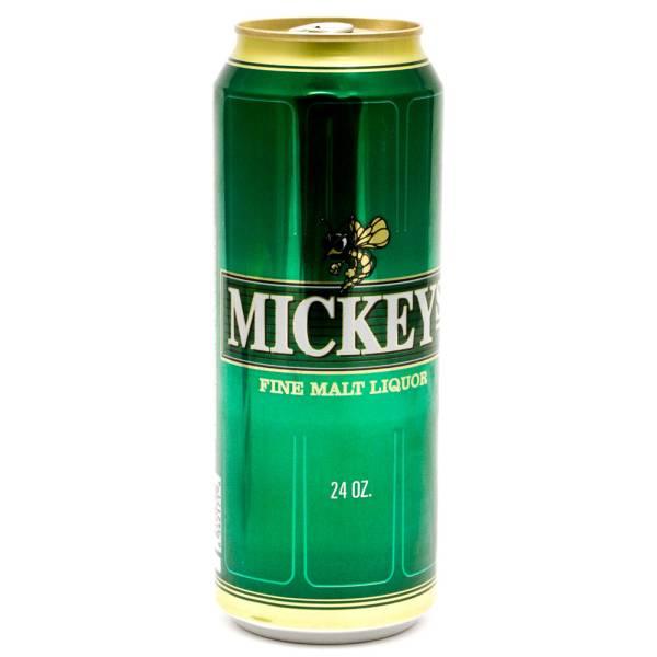 Mickeys - Fine Malt Liquor - 24oz Can