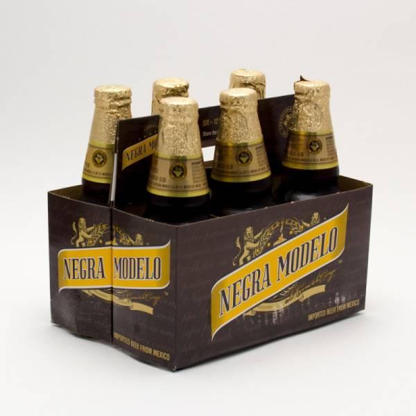 Modelo - Negra - 12oz Bottle - 6 Pack