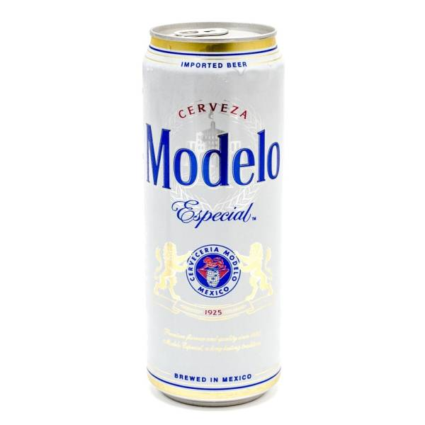 Modelo Especial - Imported Beer - 24oz Can