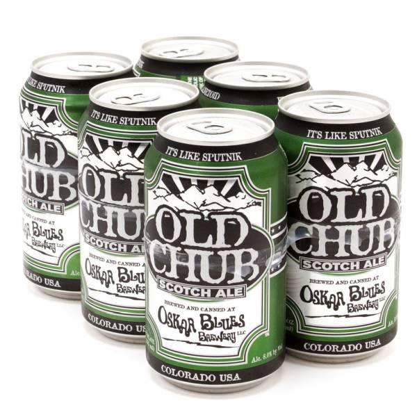 Oskar Blues - Old Chub - Scotch Ale - 12oz Can - 6 Pack