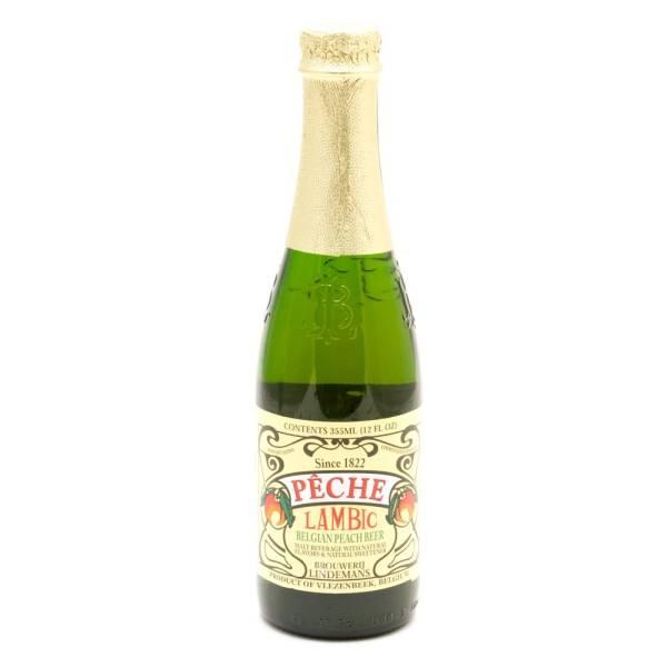 Lambic - Peche - Belgian Peach Beer - 12oz Bottle