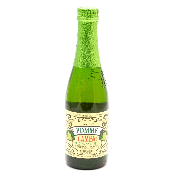 Lambic - Pomme - Belgian Apple Beer - 12oz Bottle