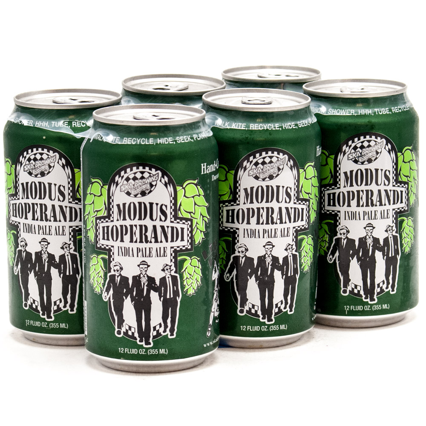 Ska - Modus Hoperandi India Pale Ale - 12oz Bottle - 6 Pack
