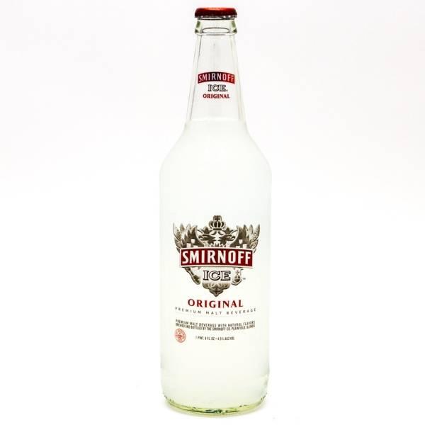 Smirnoff Ice - Original - 24oz Bottle