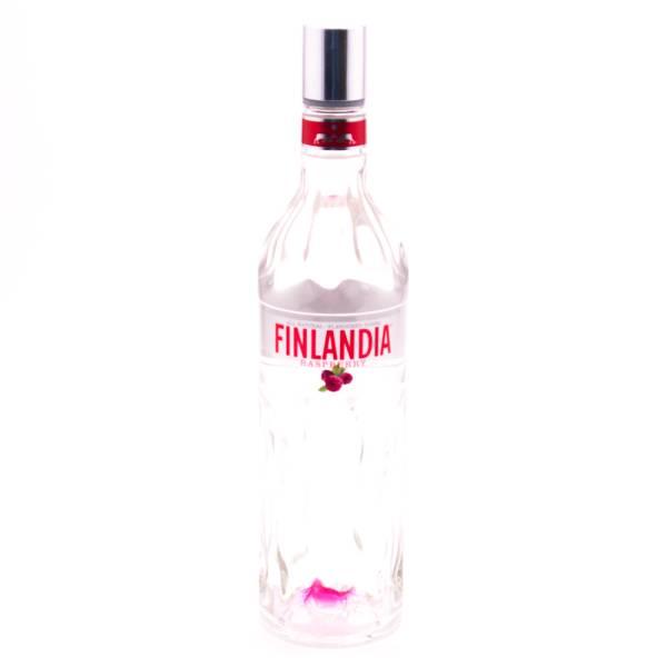 Finlandia - Raspberry Clear Vodka - 750ml