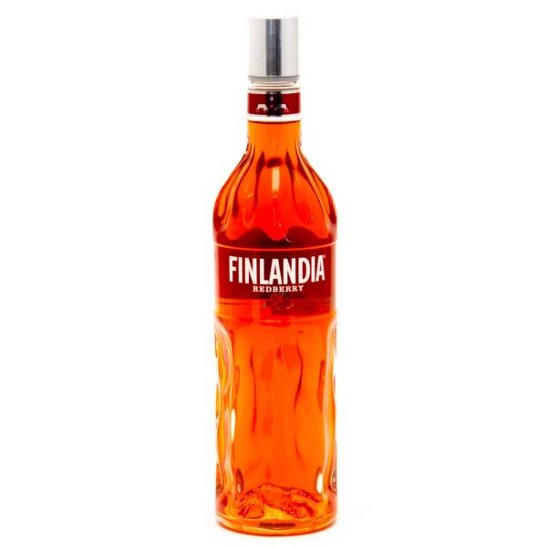 Finlandia - Redberry Vodka - 750ml