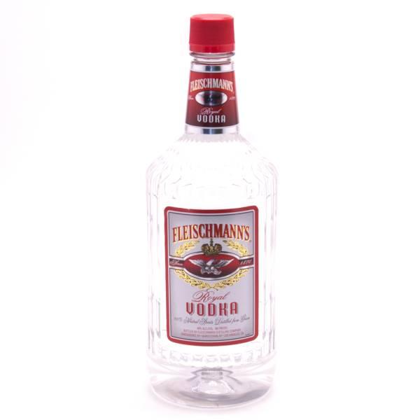 Fleischmann's - Royal Vodka - 80 Proof - 1.75L