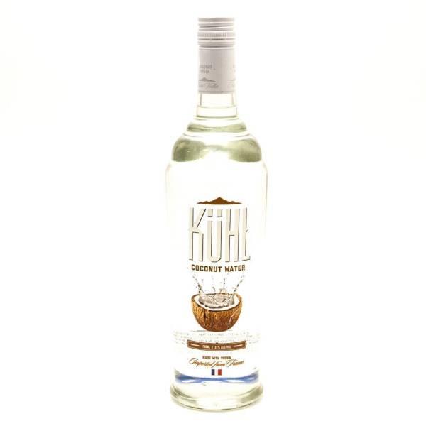 Kuhl - Coconut Water Vodka - 750ml