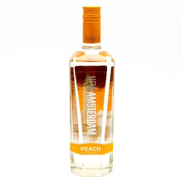 New Amsterdam - Peach Vodka - 750ml