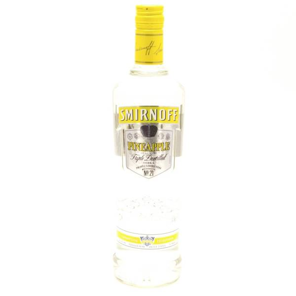 Smirnoff - Pineapple Vodka - 750ml
