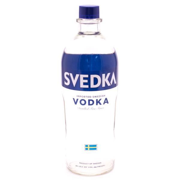 Svedka - Imported Swedish Vodka - 1.75L