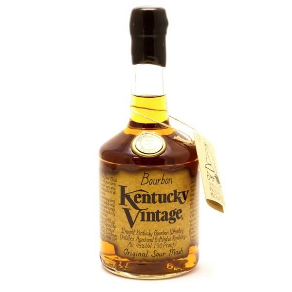 Bourbon - Kentucky Vintage Whiskey - 750ml