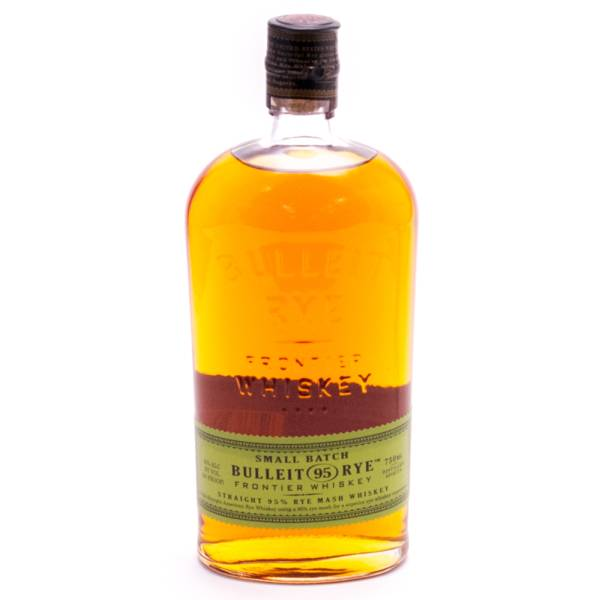 Bulleit - 95 Rye Frontier Whiskey - 750ml