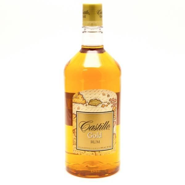 Castillo gold rum beer wine and liquor for White rum with coke