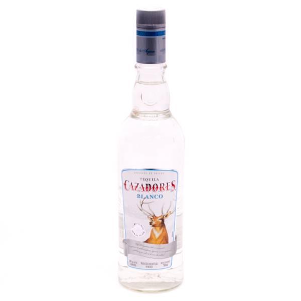 Cazadores - Blanco Tequila - 750ml