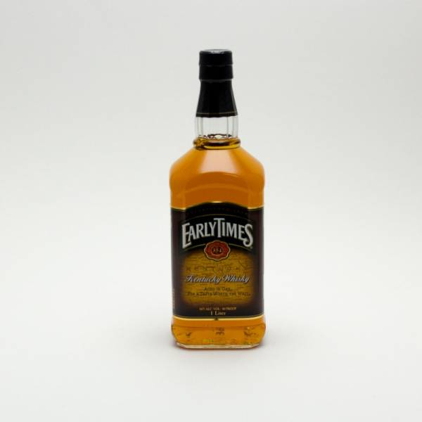 Early Times - Kentucky Whisky - 1L