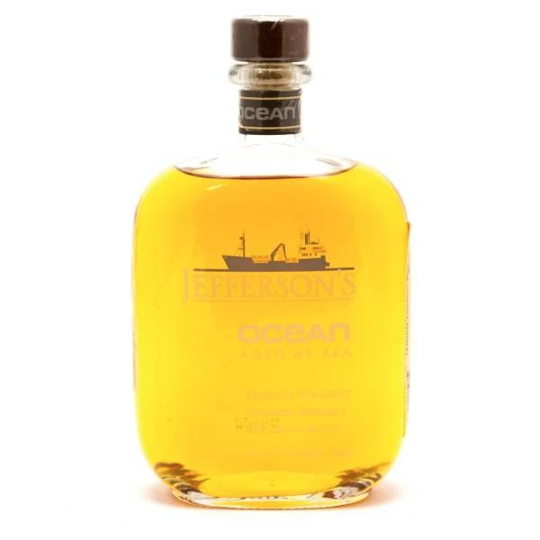 Jefferson's - Ocean Aged At Sea Kentucky Straight Bourbon Whskey - 750ml