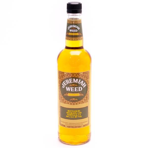 Jeremiah Weed - Bourbon Liqueur - 750ml