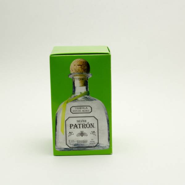 Patron - Silver Tequila - 750ml