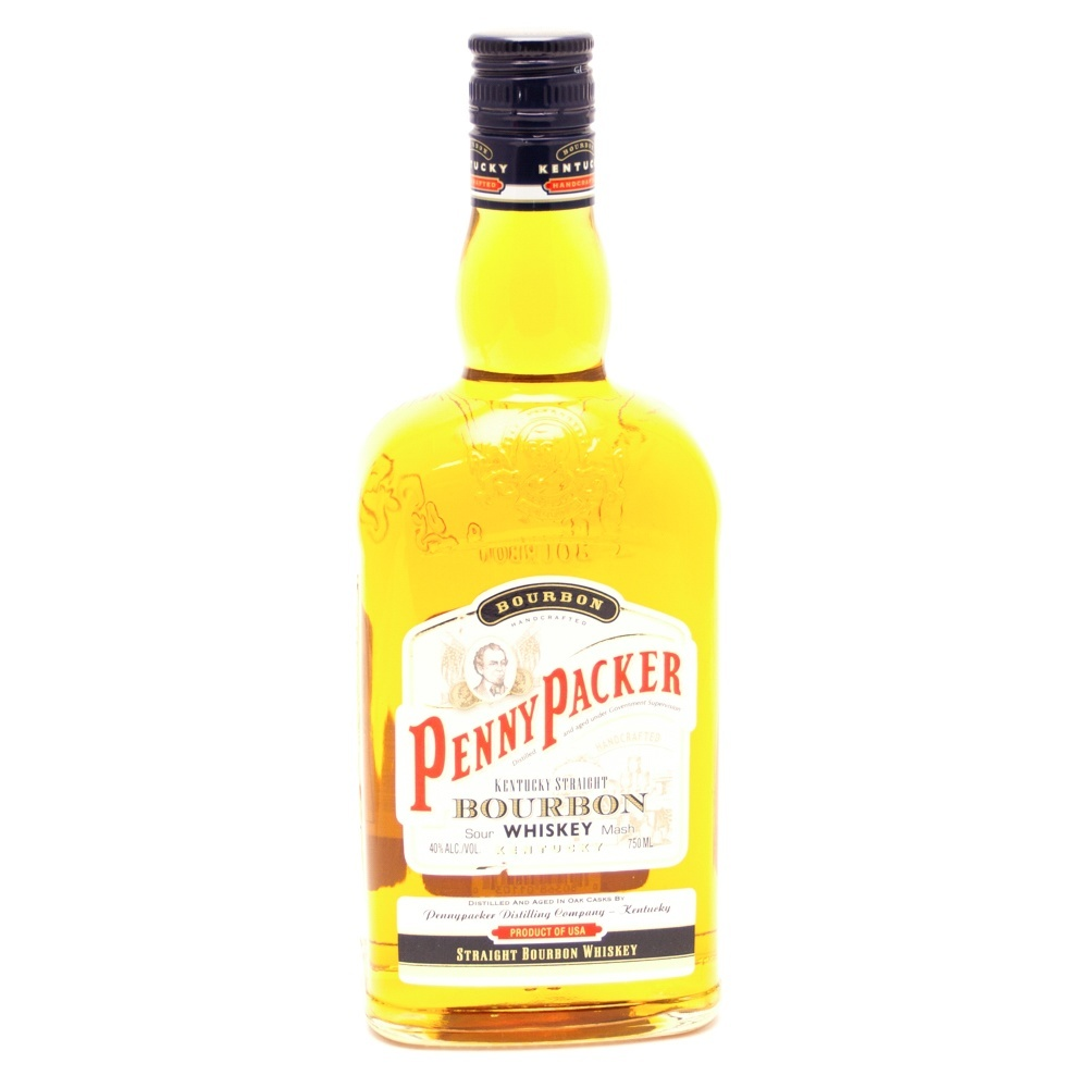 Penny Packer - Kentucky Straight Bourbon Whiskey - 750ml