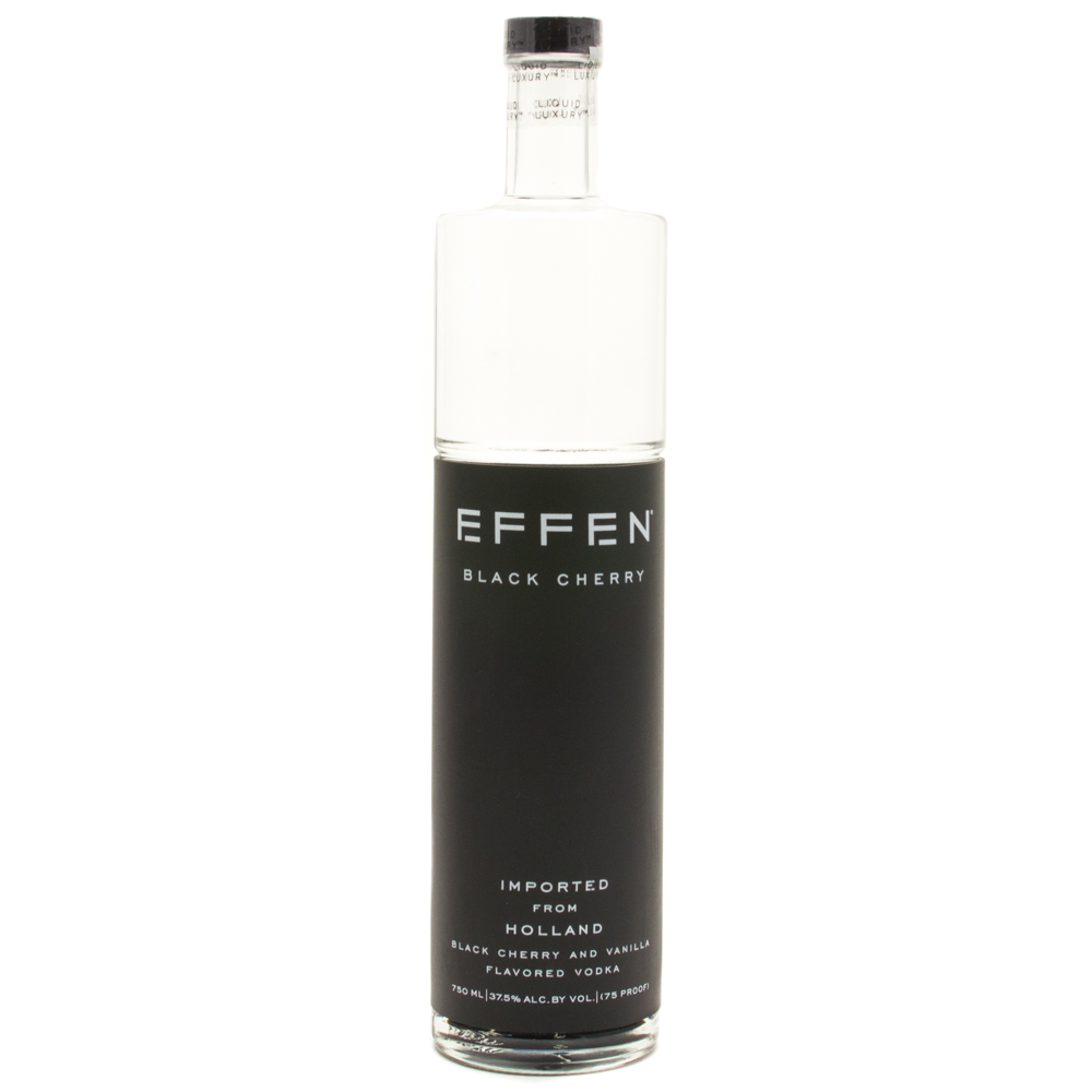 Effen - Black Cherry Vodka - 750ml