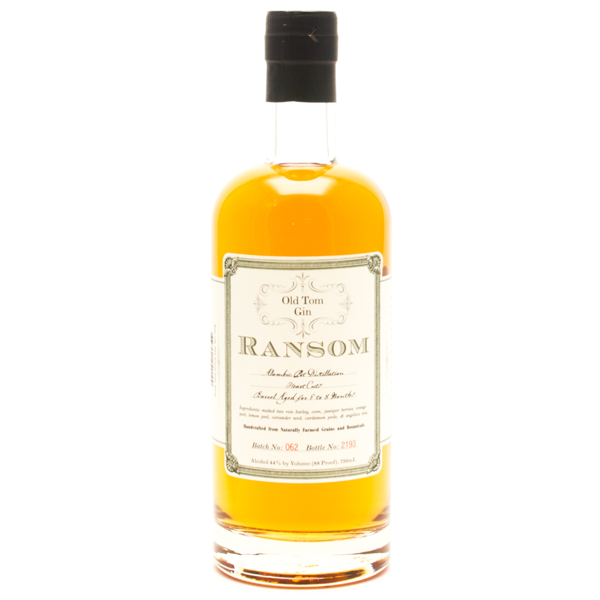 Old Tom Gin - Ransom - 750ml