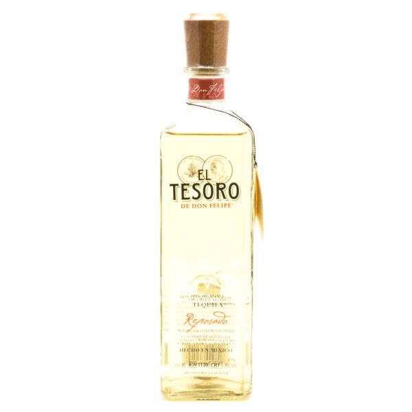 El Tesoro - Reposado Tequila - 750ml