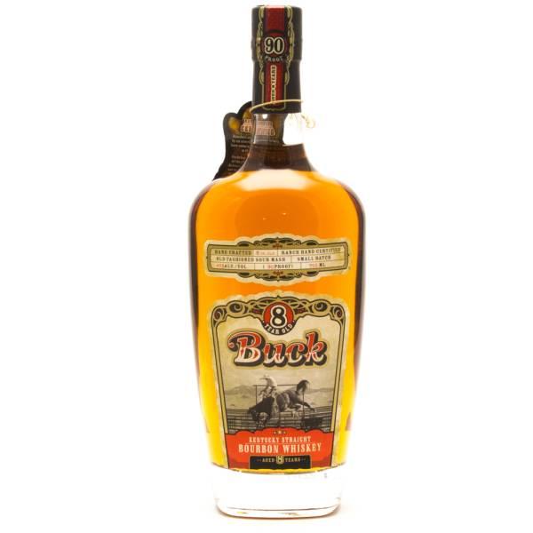 Buck - 8 Year Old -Kentucky Straight Bourbon Whiskey - 750ml