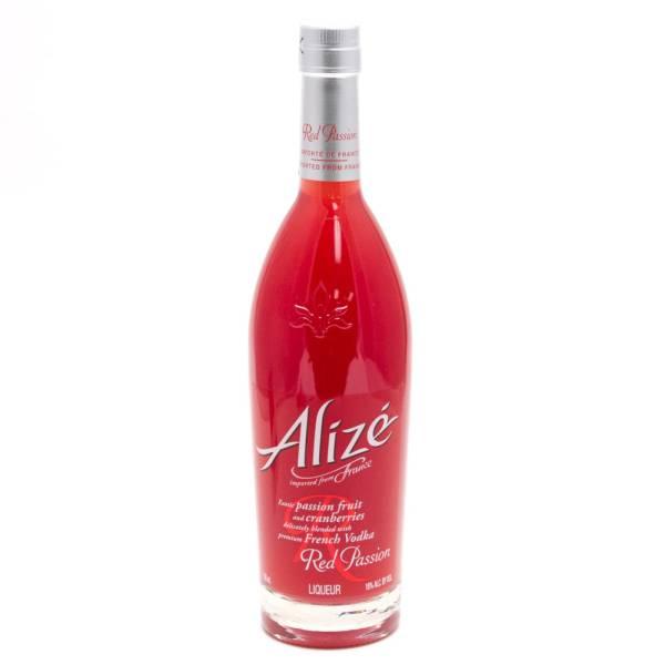 Alize - Red Passion Cognac - 750ml