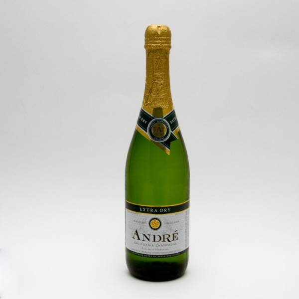 Andre - Extra Dry - Champagne - 750ml