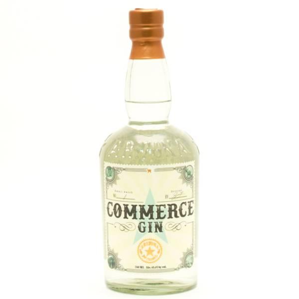 Arizona Distilling - Commerce Gin - 750ml