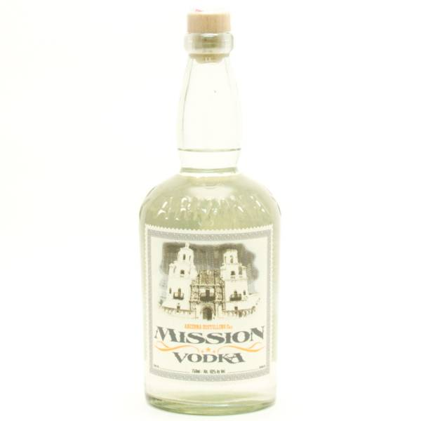 Arizona Distilling - Mission Vodka - 750ml