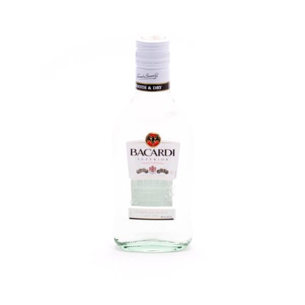 Bacardi - Superior Original Rum - 200ml