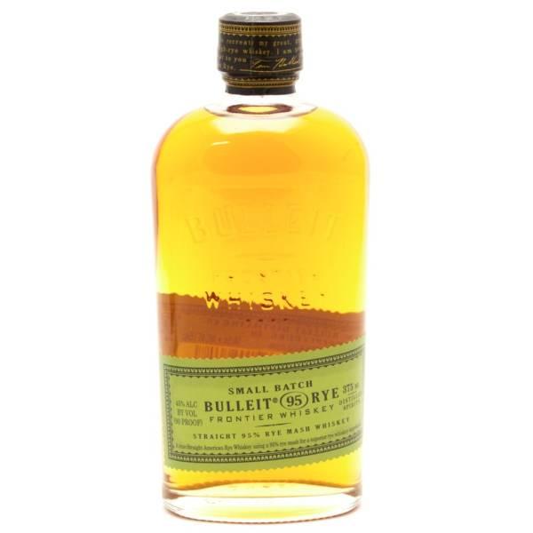 Bullet - Rye Frontier Whiskey - 375ml