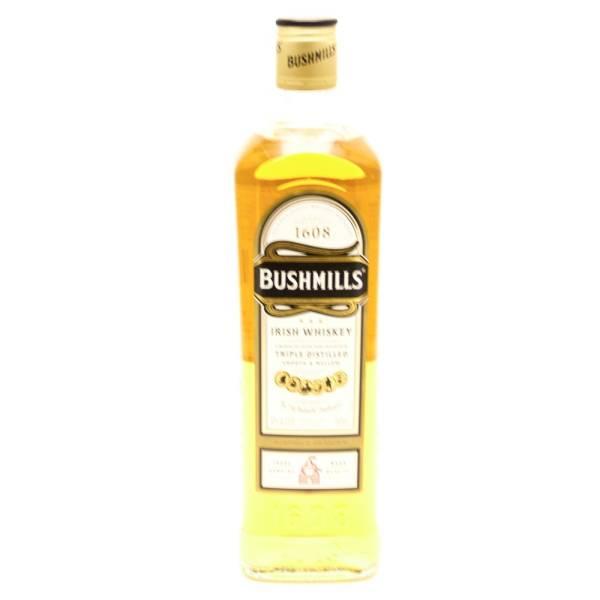 Bushmills - Irish Whiskey - 750ml