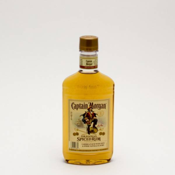 Captain Morgan - Original Spiced Rum - 375ml