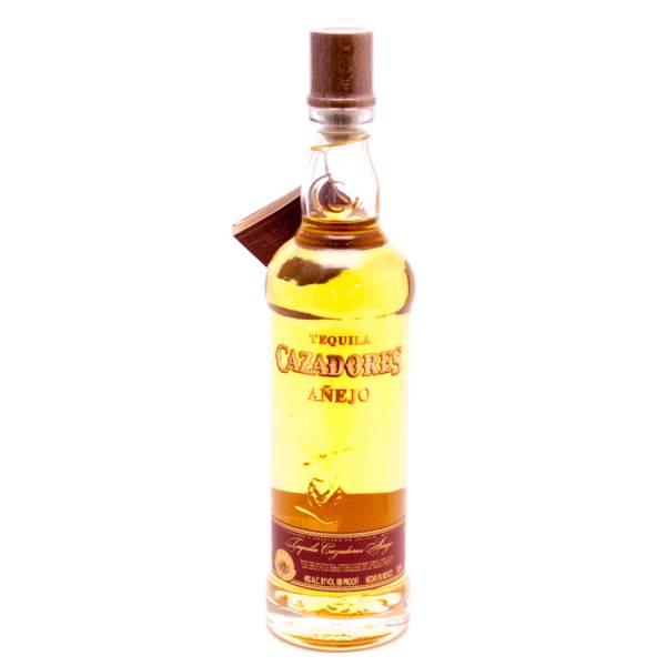 Cazadores - Anejo Tequila - 750ml