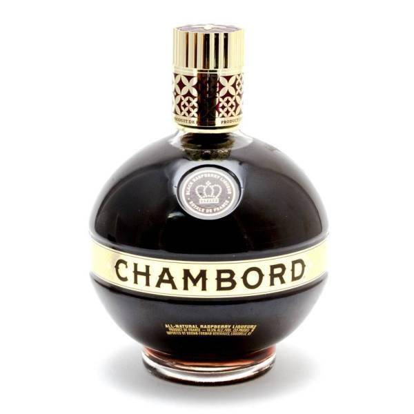Chambord - Black Raspberry Liqueur - 750ml
