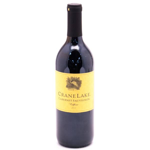 Crane Lake - Cabernet Sauvignon - 750ml