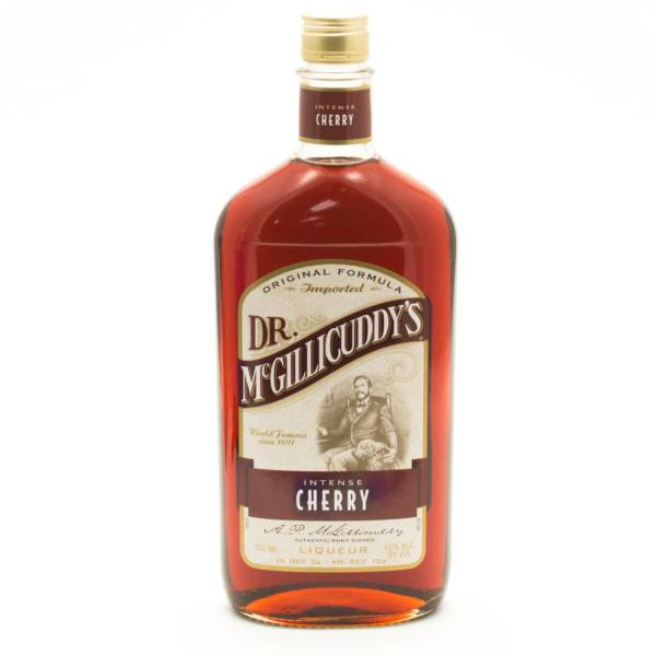 Dr. McGillicuddy's - Cherry Liqueur - 750ml
