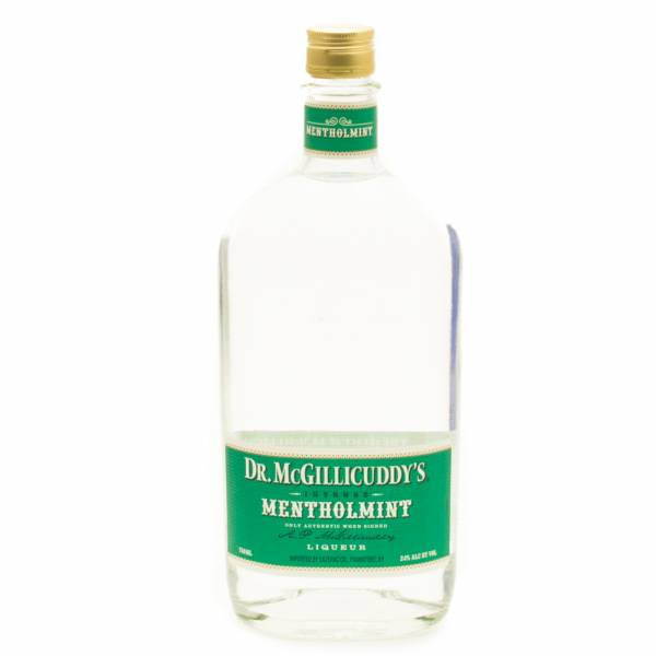 Dr. McGillicuddy's - Mentholmint Liqueur - 750ml