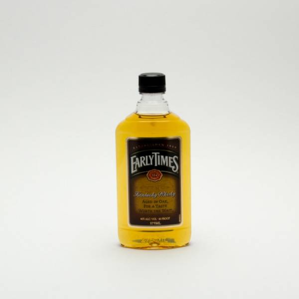 Early Times - Kentucky Whisky - 375ml
