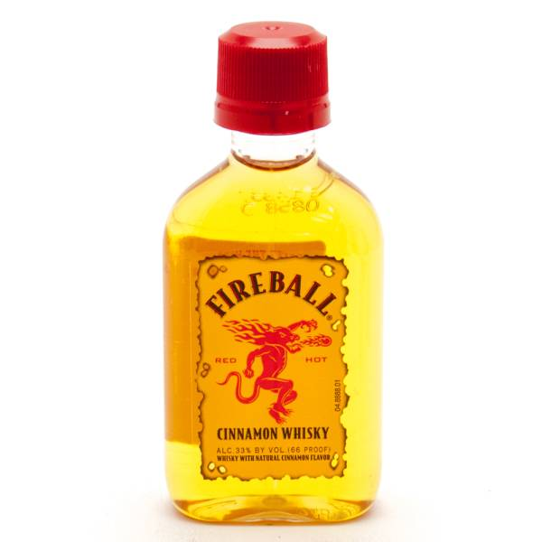 Fireball - Cinnamon Whisky - Mini 50ml