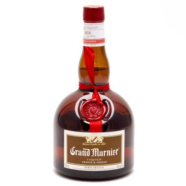 Grand Marnier - Liqueur Orange & Cognac - 750ml