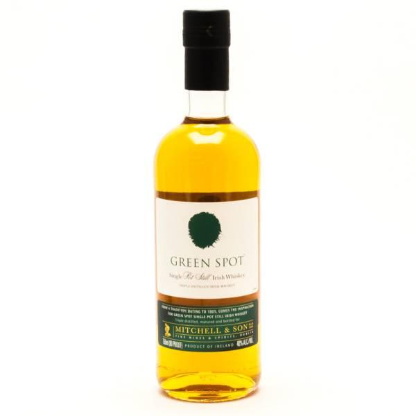 Green Spot - Single Spot Still - Irish Whiskey - 750ml