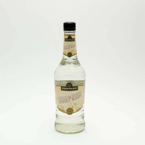 Hiram Walker - Creme de Cacao White - 750ml