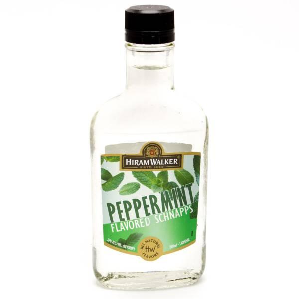 Hiram Walker - Peppermint Schnapps - 200ml