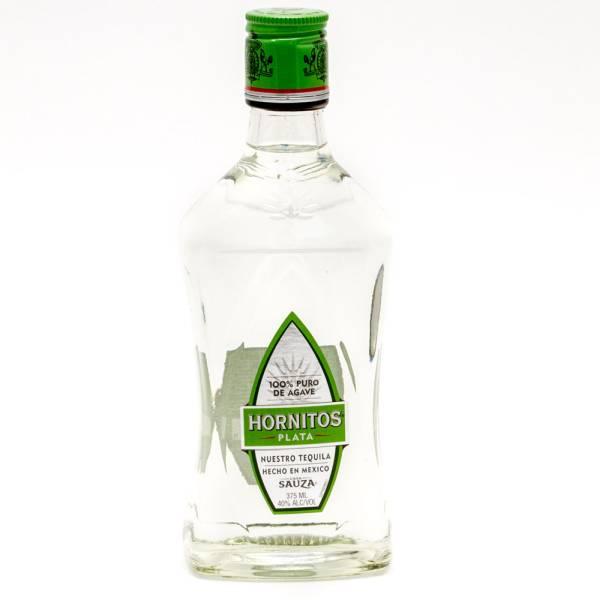 Hornitos - Plata Tequila - 375ml